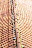Крыша в Porto, Португалии Стоковая Фотография