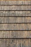 Крыша гонта Брайна Стоковое фото RF