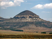 крыша горы странная Стоковые Фотографии RF