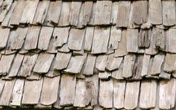 крыша деревянная Стоковая Фотография