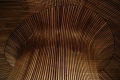 крыша деревянная Стоковые Изображения
