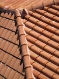 крыша детали Стоковая Фотография