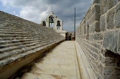 Крыша и колоколы Стоковая Фотография RF