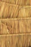 Крыша картины соломы стоковое изображение rf