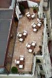 крыша кафа славная Стоковые Фото