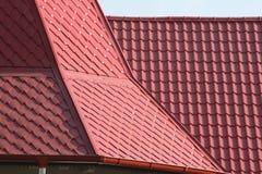 крыша металла Стоковые Изображения RF