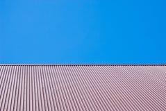 Крыша металла Стоковое фото RF