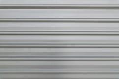 Крыша металлического листа как предпосылка Стоковые Изображения RF