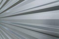 Крыша металлического листа Стоковое Фото