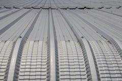 Крыша металлического листа Стоковые Изображения RF