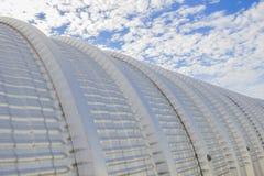 Крыша металлического листа Стоковое Изображение RF