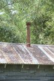 Крыша олова Стоковые Изображения RF