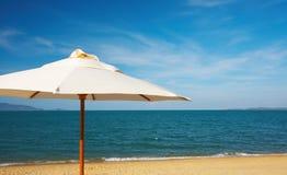 крыша пляжа Стоковое Фото
