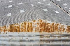 Крыша промышленная Стоковое фото RF