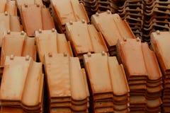 Крыша плитки Стоковые Изображения RF