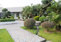 крыша сада напольная Стоковая Фотография RF