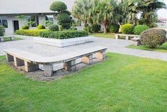 крыша сада Стоковая Фотография RF
