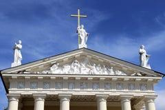 Крыша собора Стоковое фото RF