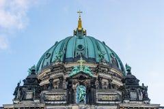 Крыша собора Belin Стоковое фото RF