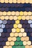 Крыша собора St Stephen вена Австралии Стоковая Фотография RF