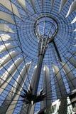 крыша Сони здания Стоковые Изображения RF