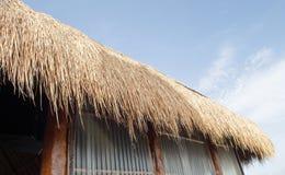 Крыша составленная сена Стоковое Изображение RF