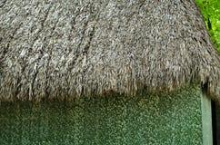 Крыша составленная сена Стоковое Фото