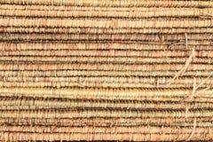 Крыша соломы стоковое изображение rf