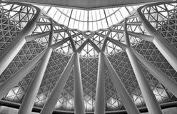 Крыша станции креста королей Стоковое Изображение