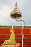 Крыша церков тайская Стоковые Фото