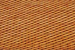 крыша церков тайская Стоковое Изображение