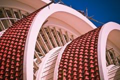 крыша церков Стоковая Фотография RF