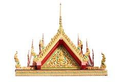 Крыша щипца павильона стоковое изображение