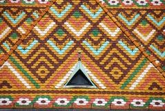 Крыша Стоковое фото RF
