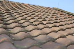 крыша Стоковое Фото