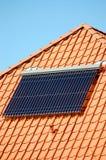 крыша energie солнечная Стоковое Изображение