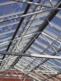 крыша knuthenborg Дании стеклянная Стоковые Изображения RF