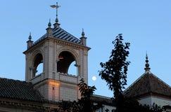 крыша seville Испания Стоковая Фотография RF