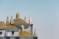 Крыша Villanova Стоковые Изображения