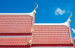 Крыша Wat стоковые фото