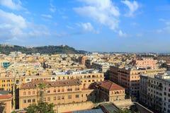 Крыши Рима, Италии Стоковые Фото