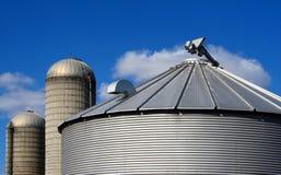 крыши сельские Стоковые Фотографии RF