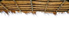 Крыши травы Стоковые Изображения RF