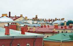 крыши Стоковое Изображение
