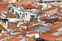 крыши Стоковая Фотография RF
