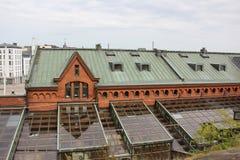 крыши Стоковое фото RF
