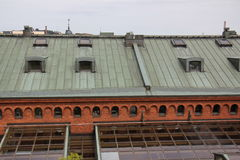 крыши Стоковое Фото