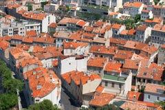 крыши marselle Стоковая Фотография
