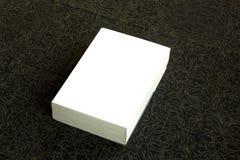 Крышка белой книги Стоковое Изображение RF