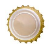 крышка бутылки пива Стоковое Фото